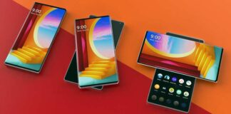 LG Wing Smartphone Launch