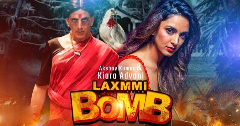 Laxmmi Bomb Trailer Release