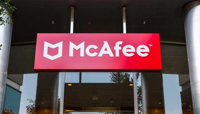 Mcafee Most Dangerous Celebrity