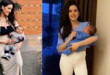 Natasa Stankovic Shares Picture Of Agastya