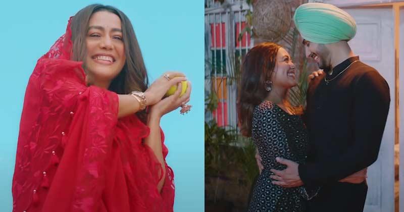 Neha Kakkar And Rohanpreet First Romantic Song Nehu Da Vyah Release