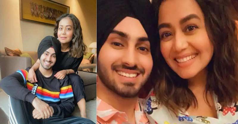 Neha Kakkar And Rohanpreet Relation