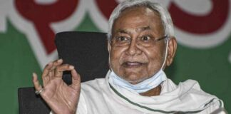 Nitish Kumar Statement
