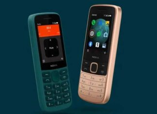 Nokia 225 215 4G Launched In India