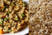 Oatmeal Poha With Dry Nuts Recipe In Hindi