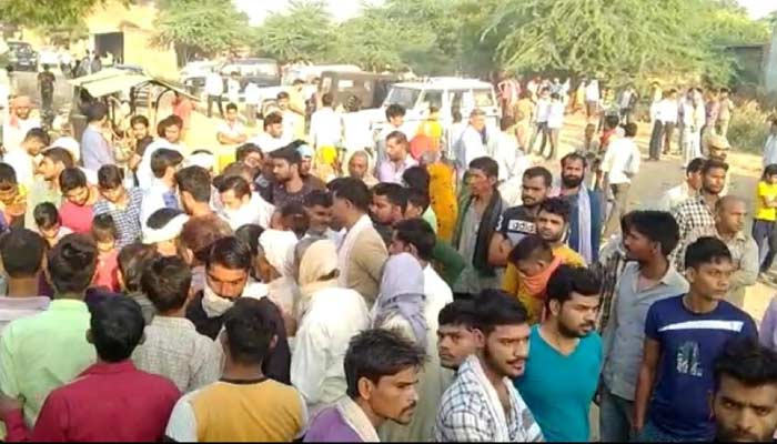 One More Victim Died In Hathras Rape