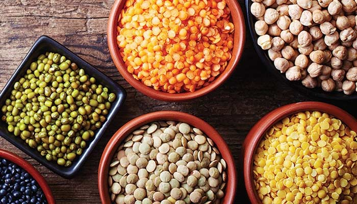 Pulses - Healthy Nails Diet In Hindi