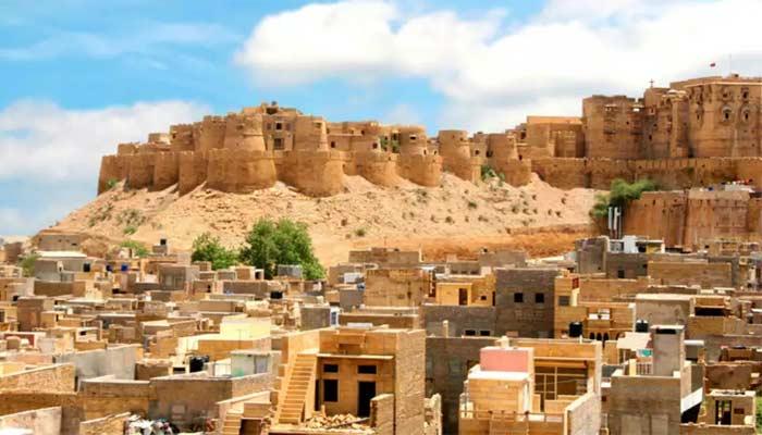 Rawal Jaisal Jaisalmer Fort