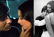 why did Rekha And Amitabh Bachchan broke up