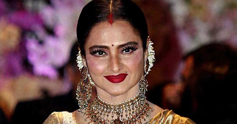 Rekha Make Her Tv Debut With Ghum Hain Kisi Ke Pyar Mein