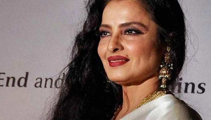 Rekha Make Her Tv Debut