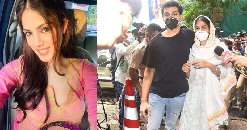 Rhea Chakraborty And Showik Custody Increase