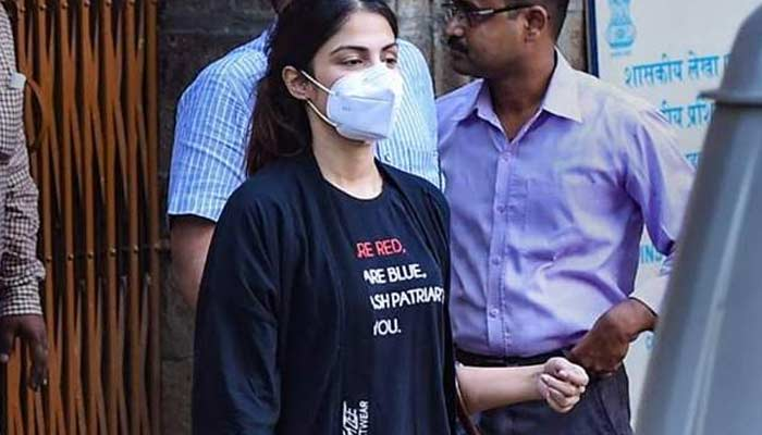 Rhea Chakraborty Granted Bail Bombay High Court