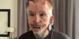 Rolf Buchholz Set Guinness World Record For Body Modification