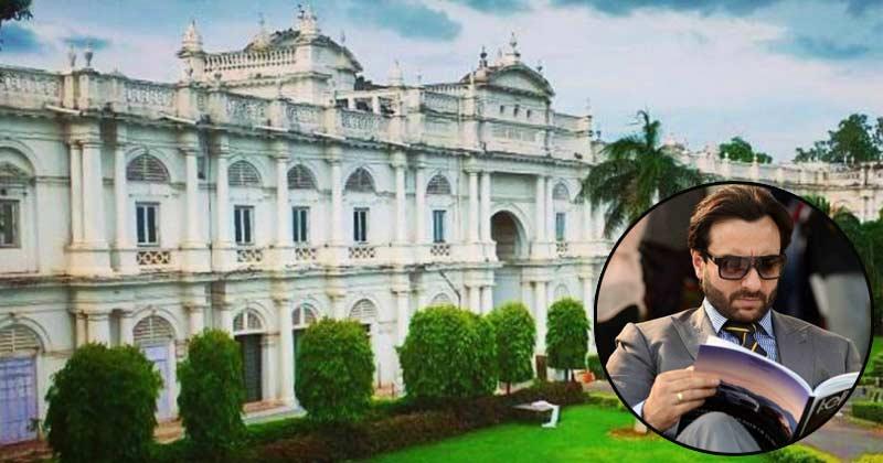 Saif Ali Khan Revealed Bought Back Pataudi Palace