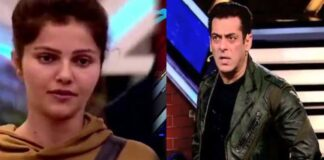 Salman Khan Angry Reaction On Rubina Dilaik