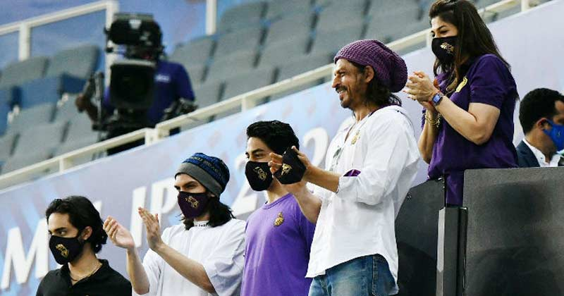 Shah Rukh Khan Twitter Reaction On KKR New Anthem Song