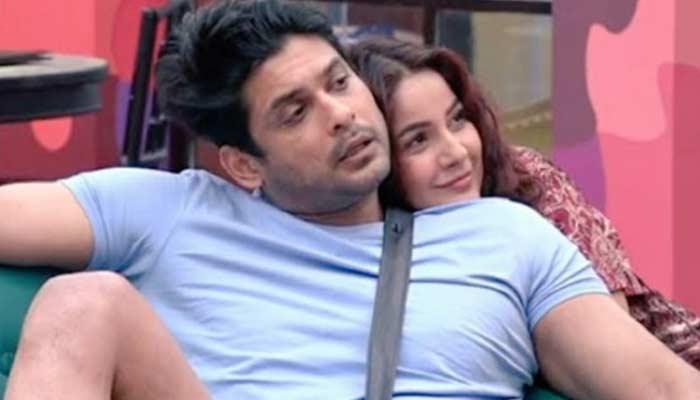 Shehnaaz Kaur Gill And Sidharth Shukla