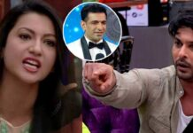 Sidharth Shukla Fight With Ajaz Khan And Gauhar Khan