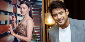 Sidharth Shukla gets flirty with Gauhar Khan
