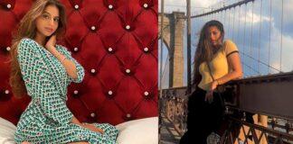 Suhana Khan Share Pictures On Social Media