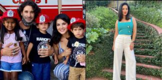 Sunny Leone Share Video On Social Media