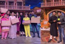 Suresh Raina In The Kapil Sharma Show