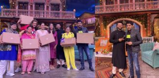 Suresh Raina In The Kapil Sharma Show
