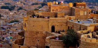 Thousands Of Peoples Live In Jaisalmer Fort Without Paying Rent