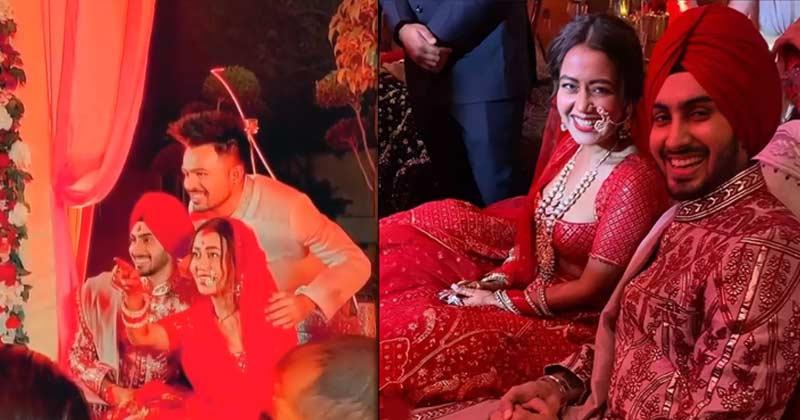 Urvashi Rautela Dance In Neha Kakkar Marriage