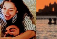 Virat Kohli Share Romantic Picture