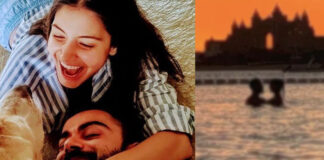 Virat Kohli Share Romantic Picture