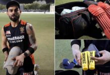 Whats In Virat Kohli Kitbag