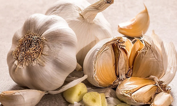 Garlic- Reduce Deadly Effects Of Air Pollution