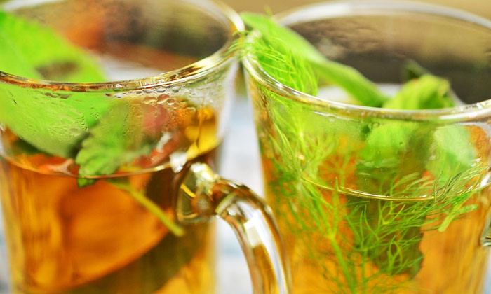 Herbal Tea- Reduce Deadly Effects Of Air Pollution