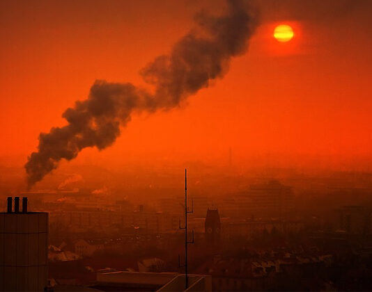 वायु प्रदुषण से बचाव