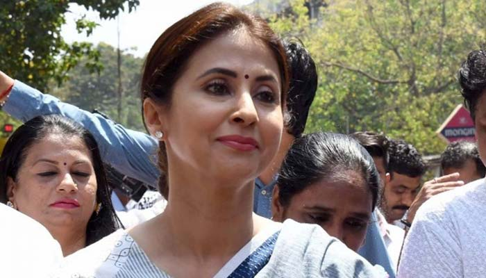 Actress Urmila Matondkar To Join Shiv Sena Tomorrow