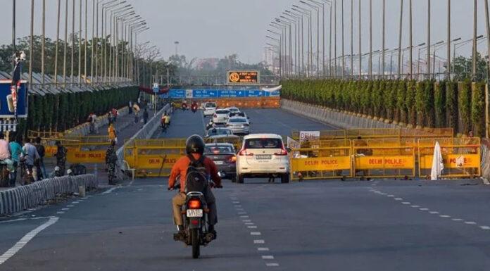 Again Delhi Corona Lockdown