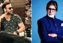 Ajay Devgan Direct Amitabh Bachchan In Upcoming Movie