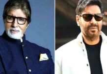 Ajay Devgn And Amitabh Bachchan Together