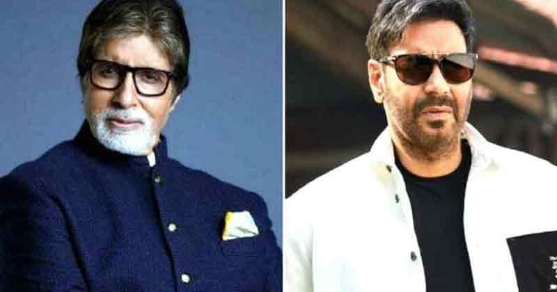 Ajay Devgn And Amitabh Bachchan Together