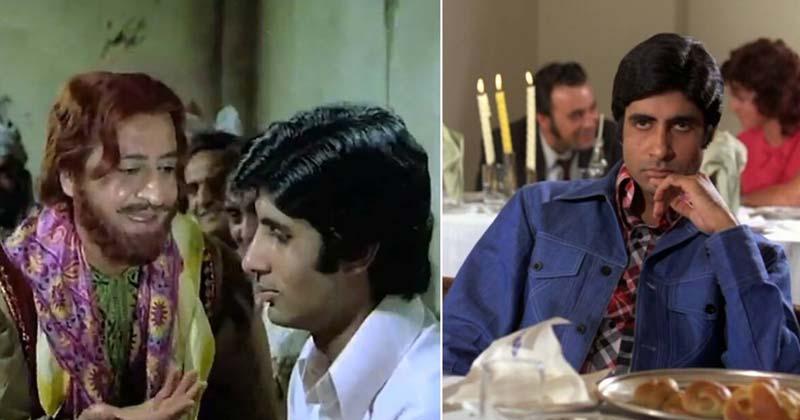 Amitabh Bachchan In Zanjeer Movie