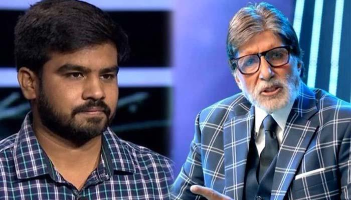 Amitabh Bachchan KBC 12 Episode With Saurabh Kumar