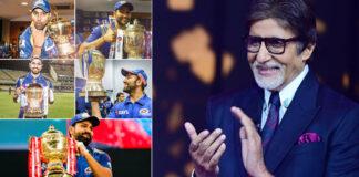 Amitabh Bachchan Reaction On Mumbai Indians Wins