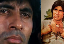 Amitabh Bachchan Share Throwback Photos On Social Media