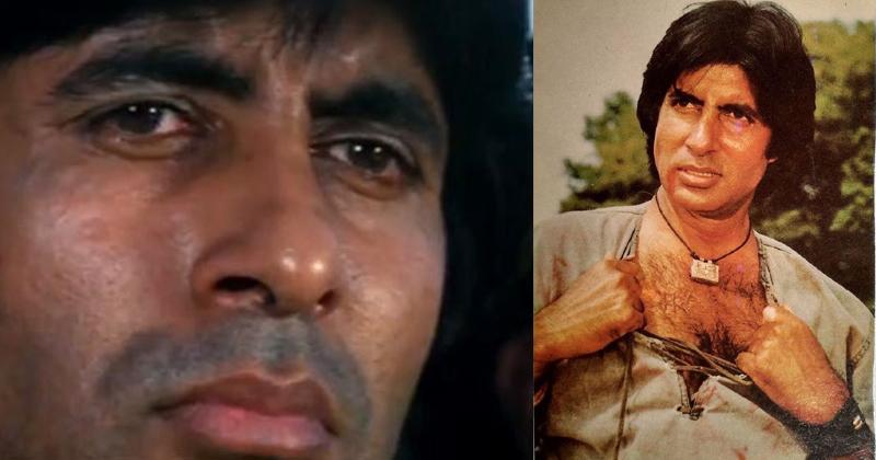 Amitabh Bachchan Share Throwback Photos On Social Media