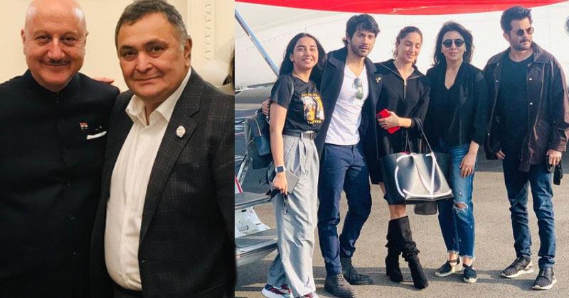 Anupam Kher Reaction On Neetu Kapoor Start Shooting