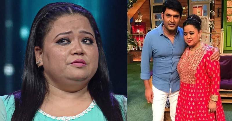 Bharti Singh Not Part Of Kapil Sharma Show