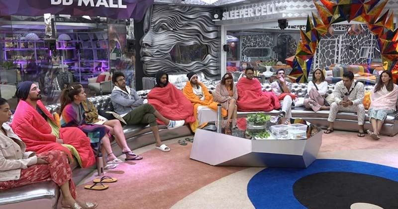 Bigg Boss 14 Inmates Experience Haunted Incidents