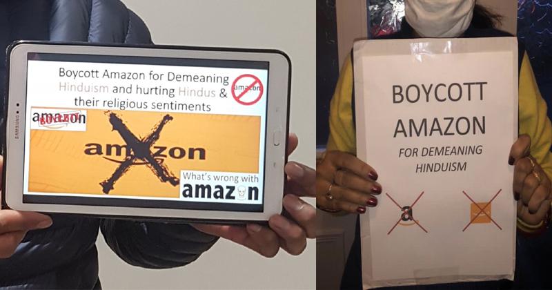 Boycott Amazon Trending